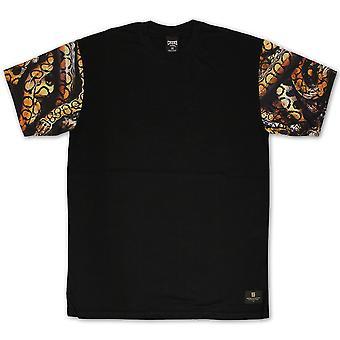 Crooks & Castles Python T-shirt Black