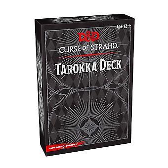 Tarokka Deck - Curse of Strahd Adv expansion Pack