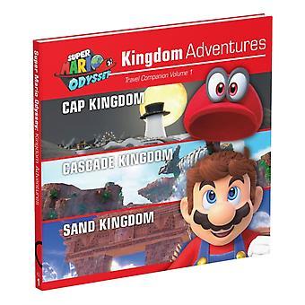 Super Mario Odyssey Kingdom Adventures by Walsh & Doug