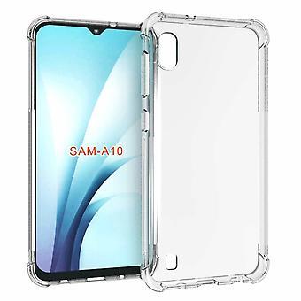 FONU Anti-Shock verstärkte Backcover Cover Samsung Galaxy A10 (SM-A105) - Transparent
