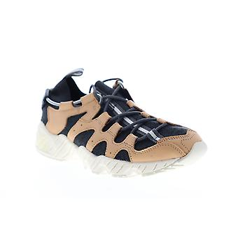Asics Gel Mai Knit  Mens Brown Canvas Lifestyle Sneakers Shoes