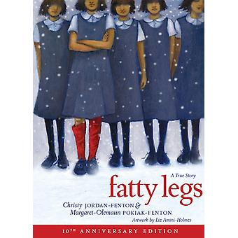 Fatty Legs 10th Anniversary by Margaret PokiakFenton