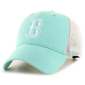 47 Brand Trucker Cap - FLAGSHIP Boston Red Sox bleu ciel