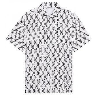 Neil Barrett Monogramm Shirt