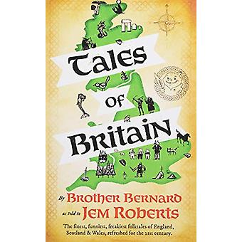 Tales of Britain by Jem Roberts - 9781912618446 Book