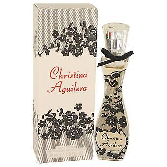 Christina Aguilera Eau De Parfum Spray By Christina Aguilera 1 oz Eau De Parfum Spray