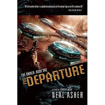 The Departure by Neal Asher - 9781597804479 Book