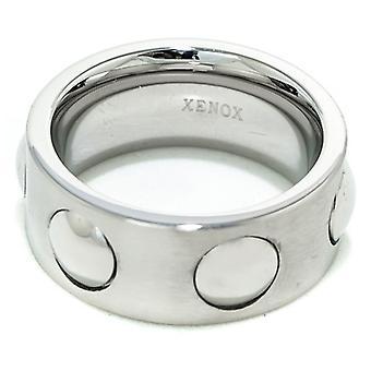 Ladies' Ring Xenox X1560 Silver