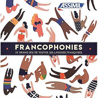 Jeu Francophonies - Le grand jeu de toutes les langues francaises by P