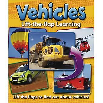 Lift-the-flap Learning - Vehicles by Janet O'Toole - 9781843227281 Book