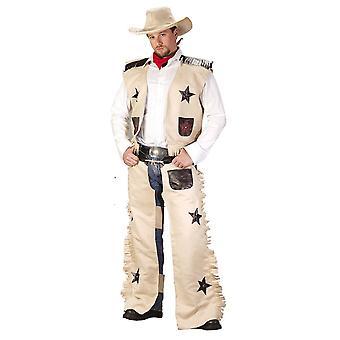 Western Cowboy Adult Costume