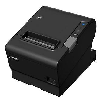 Epson TM-T88VI-241 Thermal Receipt Printer Built-in Ethernet - Black