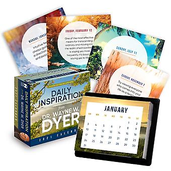 Dagelijkse inspiratie van Wayne Dyer 2021 Kalender