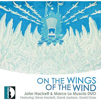 On The Wings Of The Wind [CD] USA import