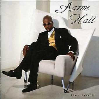 Aaron Hall - Truth [CD] USA import