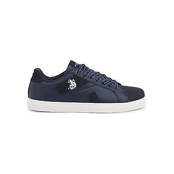 U.S. Polo Assn. - Skor - Sneakers - FETZ4136S0-Y1-DKBL - Män - Navy - EU 43