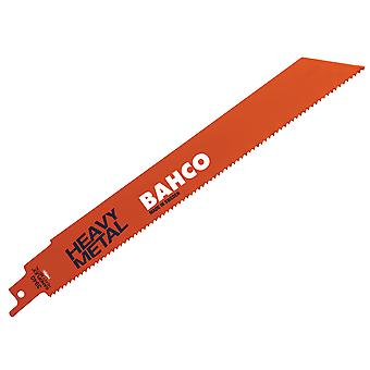 Bahco Heavy Metal Reciprocating Saw Blade 150mm 18 TPI (Pack 5)