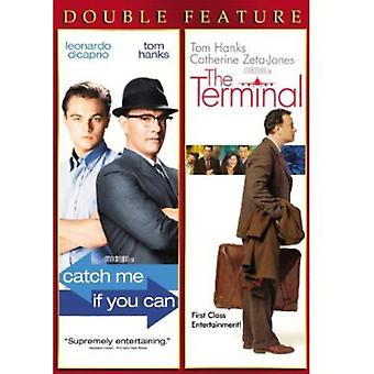 Catch Me If You Can/Terminal [DVD] USA import