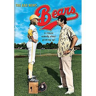 Bad News Bears (1976) [DVD] EUA importar