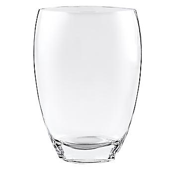 """12"""" Mouth Blown Crystal Classic Vase"""