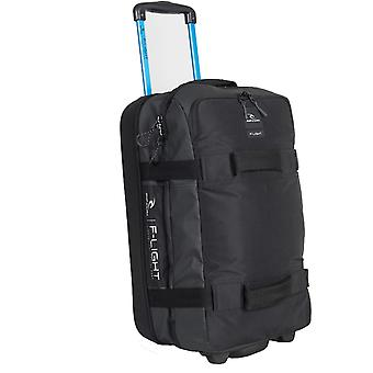 Rip Curl F-Light Transit Midnight 2 Wheeled Luggage in Midnight