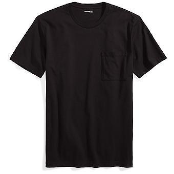 """Goodthreads Miehet&s """"Täydellinen Crewneck T-paita& Lyhythihainen puuvilla, musta, ..."""