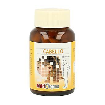 Nutriorgans Hair 60 capsules