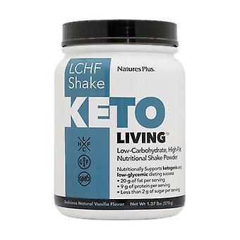 Keto Living Vanilla Smoothie 578 g of powder
