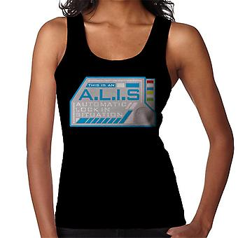 O Crystal Maze ALIS Auto Lock Women's Vest