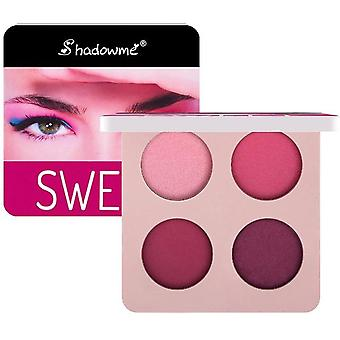 Eyeshadow Palette Minerals Professional Eye Shadow Powder Pigment Cosmetic