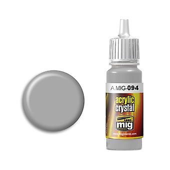 Ammo by Mig Acrylic Crystal Glass (17ml)
