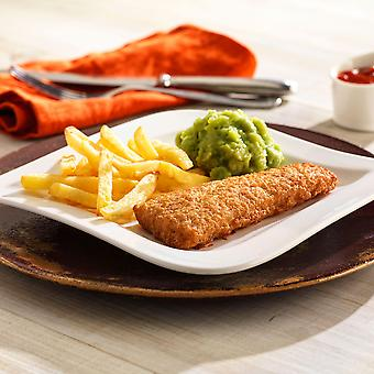 Crown Frozen Tempura Battered Pollock Mini Fillets