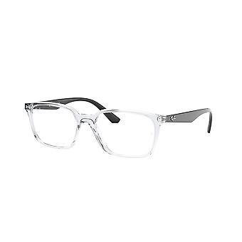 Ray-Ban RB7176 5943 Transparent Glasses
