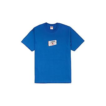 Supreme Luden's Tee Royal - Clothing
