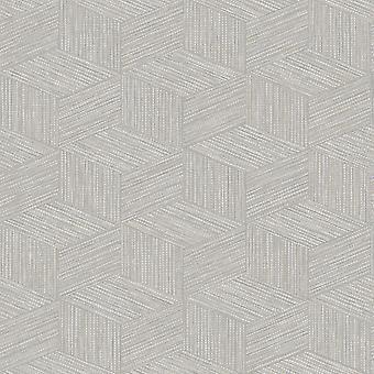 Bakau Wallpaper Grey Holden 65640