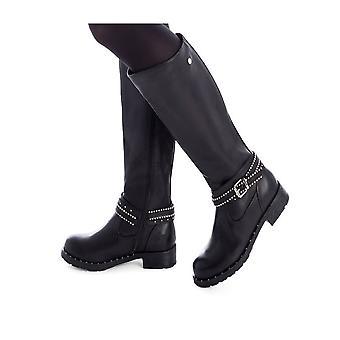 Xti - Shoes - Boots - 48496_BLACK - Ladies - Schwartz - EU 38