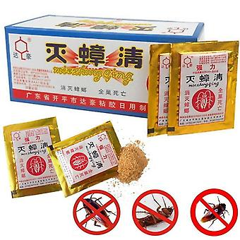 Cockroach Bait Special Insecticide Powder Bug Beetle Cucaracha Medicine Insect Pest Controler