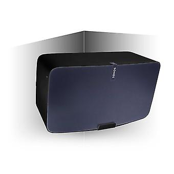 Vebos corner wall mount Sonos Five black 20 degrees