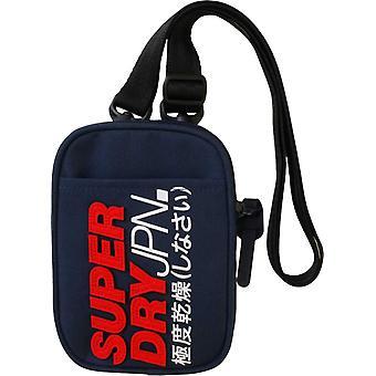 Superdry Montauk Cross Body Messenger Bag Navy 35