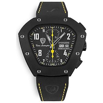 Tonino Lamborghini - Wristwatch - Men - Spyderleggero Chrono - yellow - TLF-T07-3