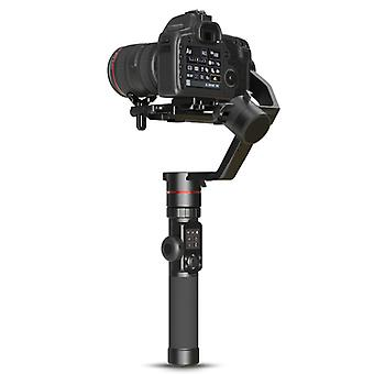 Wifi Lcd Bluetooth Camera Stabilizer With 360 ° Rotation For Canon Sony Panasonic