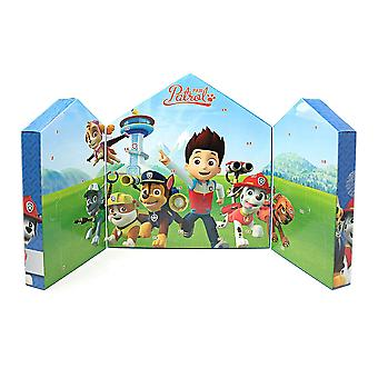 Paw Patrol Childrens/Kids Creative Set Advent Calendar