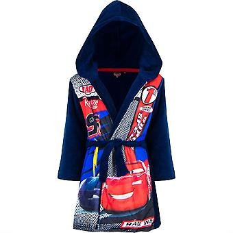 Disney cars boys robe dresiing gown mcqueen car2033rob