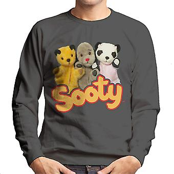 Sooty Sweep & so Men's Sweatshirt