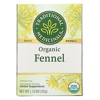 Traditional Medicinals Teas Organic Fennel Tea, 16 Bags