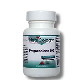 Nutricology/ Allergy Research Group Pregnenolone, 100 mg, 60 tabs
