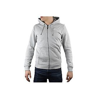 Kappa Veil Hætteklædte 70711718M universelle hele året mænd sweatshirts
