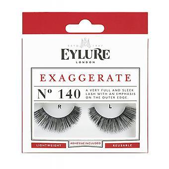 Eylure Exaggerate Naturalite Strip Lashes (140)