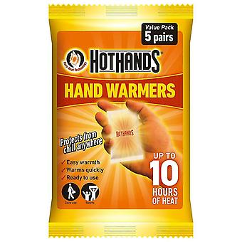 HotHands Hand Warmer (Pack of 5)