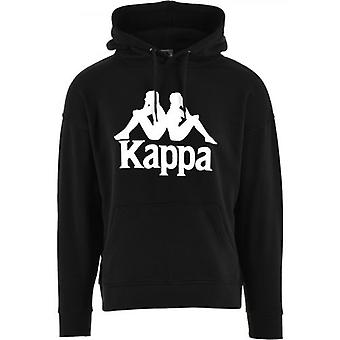 Kappa Black Authentic Tenax  2 Hooded Sweatshirt